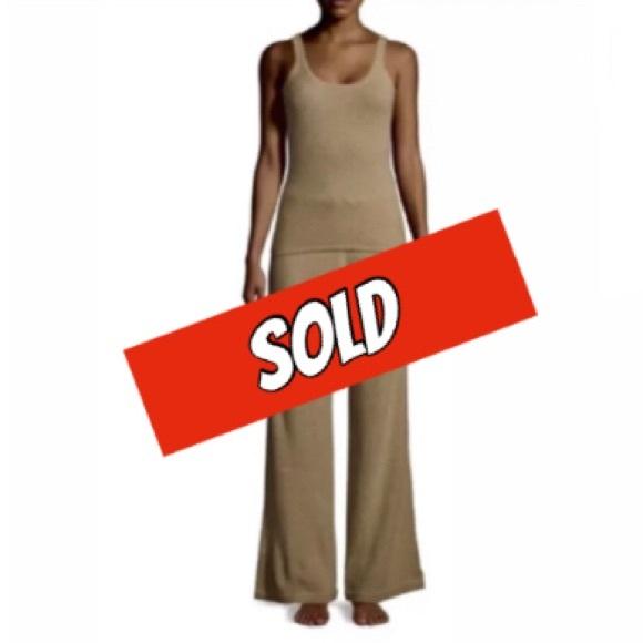sofia cashmere Other - $399 SOFIA CASHMERE LOUNGE / SLEEP SET TRACK SUIT